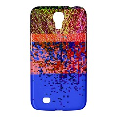 Glitchdrips Shadow Color Fire Samsung Galaxy Mega 6 3  I9200 Hardshell Case by Mariart