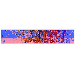 Glitchdrips Shadow Color Fire Flano Scarf (large) by Mariart