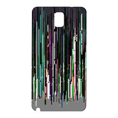 Heimbold Sign Random Shadow Line Vertical Light Samsung Galaxy Note 3 N9005 Hardshell Back Case by Mariart