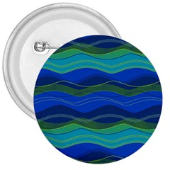 Geometric Line Wave Chevron Waves Novelty 3  Buttons by Mariart