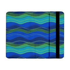 Geometric Line Wave Chevron Waves Novelty Samsung Galaxy Tab Pro 8 4  Flip Case by Mariart