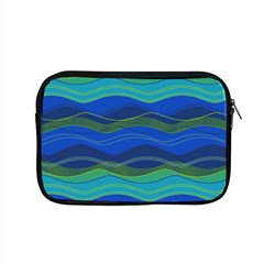 Geometric Line Wave Chevron Waves Novelty Apple Macbook Pro 15  Zipper Case by Mariart