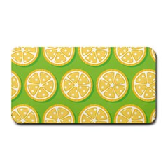Lime Orange Yellow Green Fruit Medium Bar Mats by Mariart