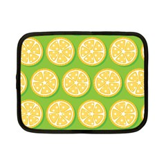 Lime Orange Yellow Green Fruit Netbook Case (small)  by Mariart