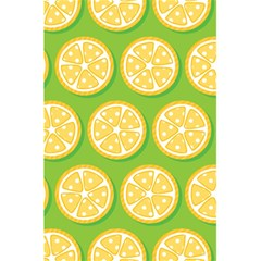 Lime Orange Yellow Green Fruit 5 5  X 8 5  Notebooks by Mariart