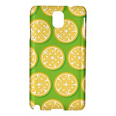 Lime Orange Yellow Green Fruit Samsung Galaxy Note 3 N9005 Hardshell Case by Mariart