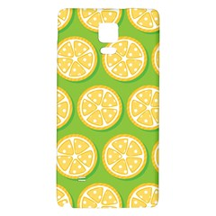 Lime Orange Yellow Green Fruit Galaxy Note 4 Back Case by Mariart