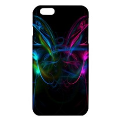 Light Waves Light Red Blue Iphone 6 Plus/6s Plus Tpu Case by Mariart