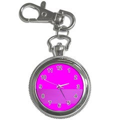 Line Pink Key Chain Watches