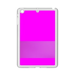 Line Pink Ipad Mini 2 Enamel Coated Cases by Mariart
