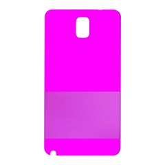 Line Pink Samsung Galaxy Note 3 N9005 Hardshell Back Case