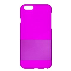 Line Pink Apple Iphone 6 Plus/6s Plus Hardshell Case by Mariart