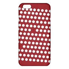 Pink White Polka Dots Iphone 6 Plus/6s Plus Tpu Case by Mariart