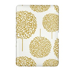 Loboloup Hydrangea Quote Floral And Botanical Flower Samsung Galaxy Tab 2 (10 1 ) P5100 Hardshell Case  by Mariart