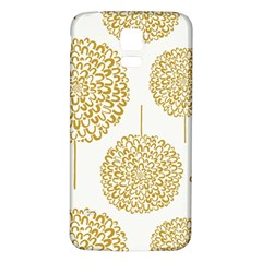 Loboloup Hydrangea Quote Floral And Botanical Flower Samsung Galaxy S5 Back Case (white) by Mariart