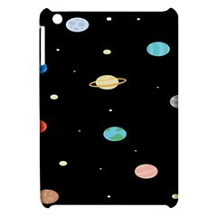 Planets Space Apple Ipad Mini Hardshell Case by Mariart