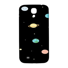 Planets Space Samsung Galaxy S4 I9500/i9505  Hardshell Back Case by Mariart