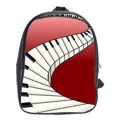 Piano Keys Music School Bags(large)