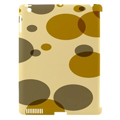Polka Dots Apple Ipad 3/4 Hardshell Case (compatible With Smart Cover) by Mariart