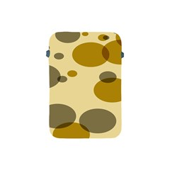 Polka Dots Apple Ipad Mini Protective Soft Cases by Mariart