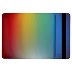 Rainbow Flag Simple Ipad Air 2 Flip by Mariart