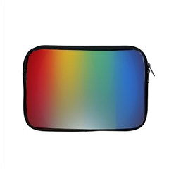 Rainbow Flag Simple Apple Macbook Pro 15  Zipper Case
