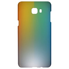 Rainbow Flag Simple Samsung C9 Pro Hardshell Case  by Mariart