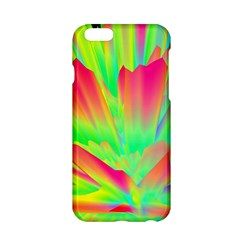 Screen Random Images Shadow Green Yellow Rainbow Light Apple Iphone 6/6s Hardshell Case by Mariart