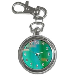 Shadow Faintly Faint Line Green Key Chain Watches by Mariart