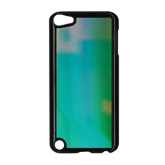 Shadow Faintly Faint Line Green Apple Ipod Touch 5 Case (black) by Mariart