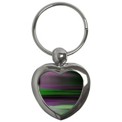 Screen Random Images Shadow Key Chains (heart)  by Mariart