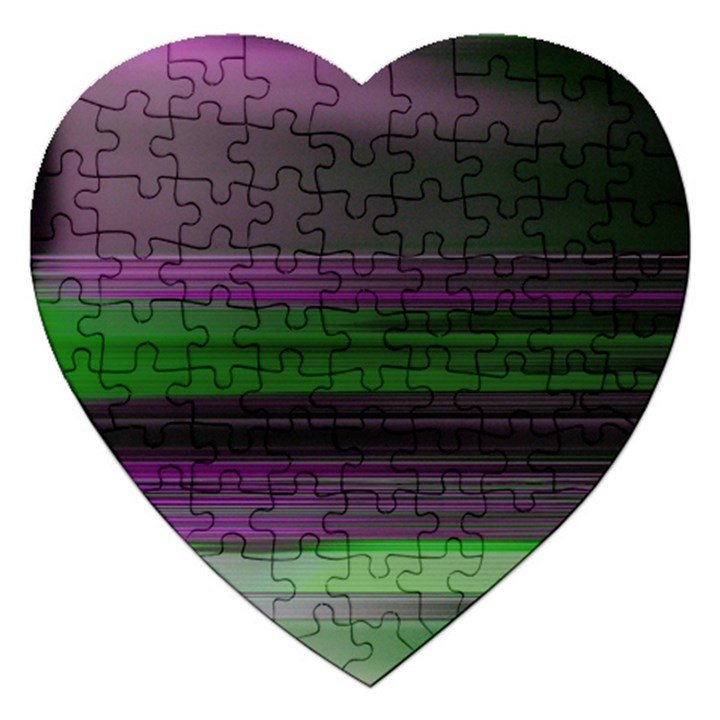 Screen Random Images Shadow Jigsaw Puzzle (Heart)