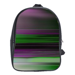 Screen Random Images Shadow School Bags (xl)  by Mariart