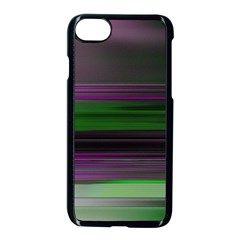 Screen Random Images Shadow Apple Iphone 7 Seamless Case (black) by Mariart