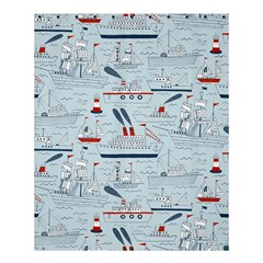 Ships Sails Shower Curtain 60  X 72  (medium)  by Mariart