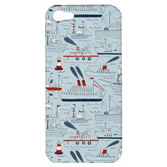 Ships Sails Apple Iphone 5 Hardshell Case by Mariart