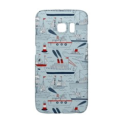 Ships Sails Galaxy S6 Edge by Mariart