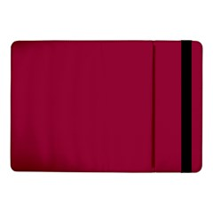 Burgundy Solid Color  Samsung Galaxy Tab Pro 10 1  Flip Case by SimplyColor