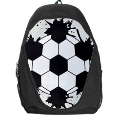 Soccer Camp Splat Ball Sport Backpack Bag by Mariart