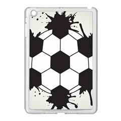 Soccer Camp Splat Ball Sport Apple Ipad Mini Case (white) by Mariart