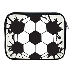 Soccer Camp Splat Ball Sport Apple Ipad 2/3/4 Zipper Cases by Mariart