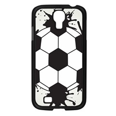 Soccer Camp Splat Ball Sport Samsung Galaxy S4 I9500/ I9505 Case (black) by Mariart
