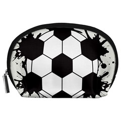 Soccer Camp Splat Ball Sport Accessory Pouches (large)  by Mariart
