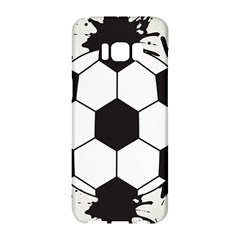 Soccer Camp Splat Ball Sport Samsung Galaxy S8 Hardshell Case  by Mariart