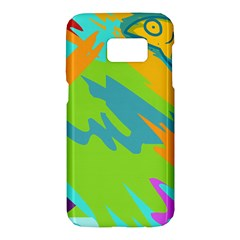 Skatepark Seaworld Fish Samsung Galaxy S7 Hardshell Case  by Mariart