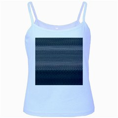 Shadow Faintly Faint Line Included Static Streaks And Blotches Color Gray Baby Blue Spaghetti Tank by Mariart