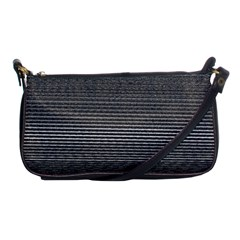 Shadow Faintly Faint Line Included Static Streaks And Blotches Color Gray Shoulder Clutch Bags