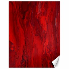 Stone Red Volcano Canvas 12  X 16   by Mariart