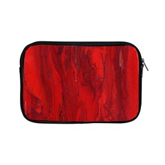 Stone Red Volcano Apple Ipad Mini Zipper Cases by Mariart