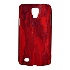 Stone Red Volcano Galaxy S4 Active by Mariart